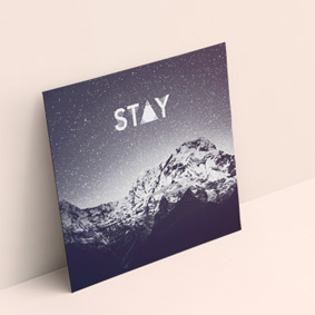 Création logo Stay – Graphiste freelance île de la Réunion