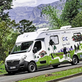 CRC Office Mobile