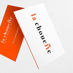 Création Logo La Chouette – Graphiste île de la Réunion
