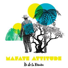 Illustration Office Tourisme Ouest – Graphiste logo freelance la Réunion