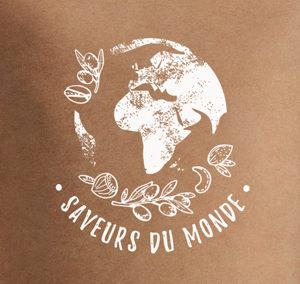 Création logo Saveurs du Monde – Graphiste freelance île de la Réunion
